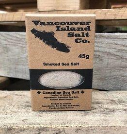 Vancouver Island Salt Co. Smoked Sea Salt (45g)