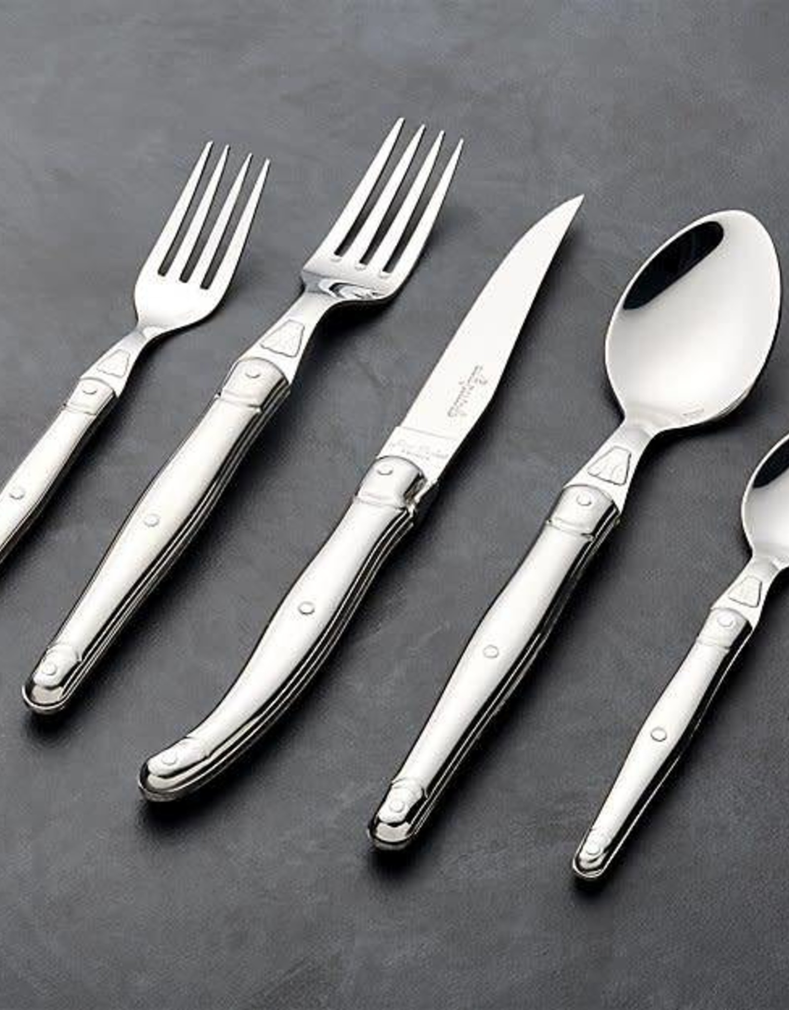 Utensils Stainless Steel Set of 24 Pieces