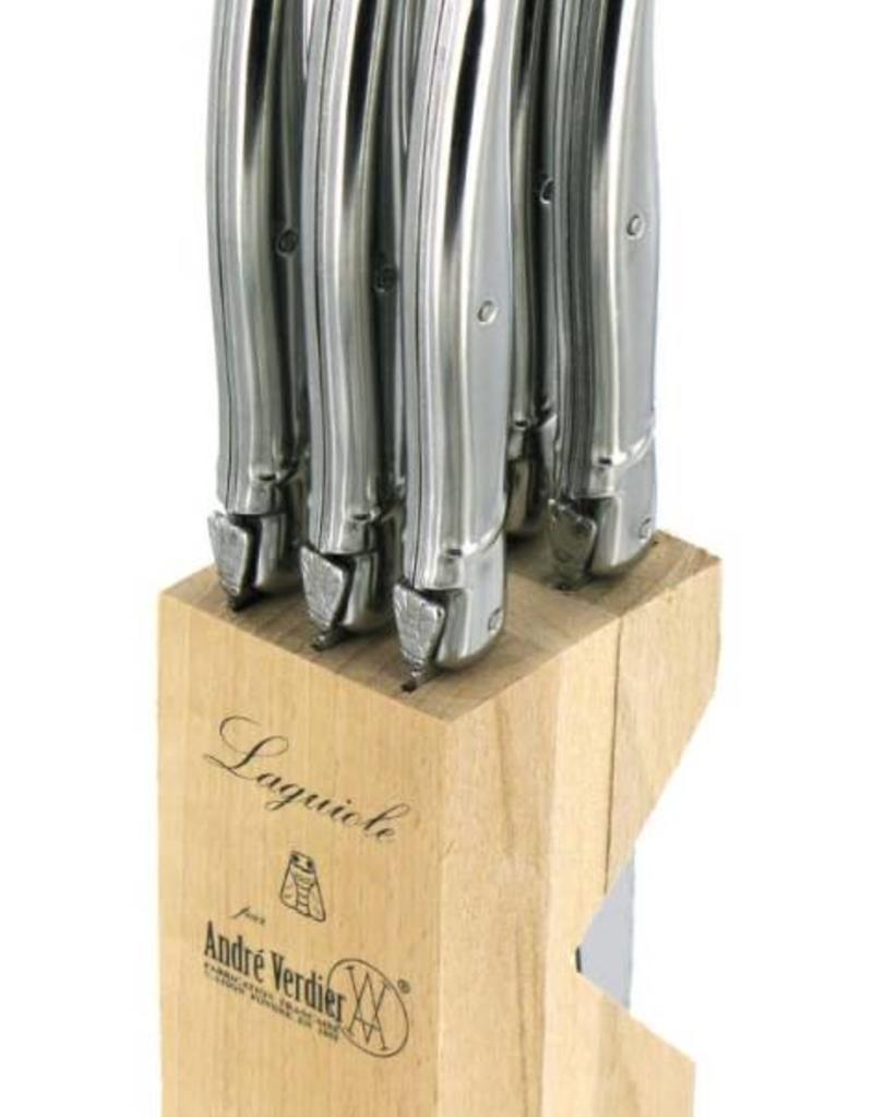 1106 BBP  6 knives debutant s/s