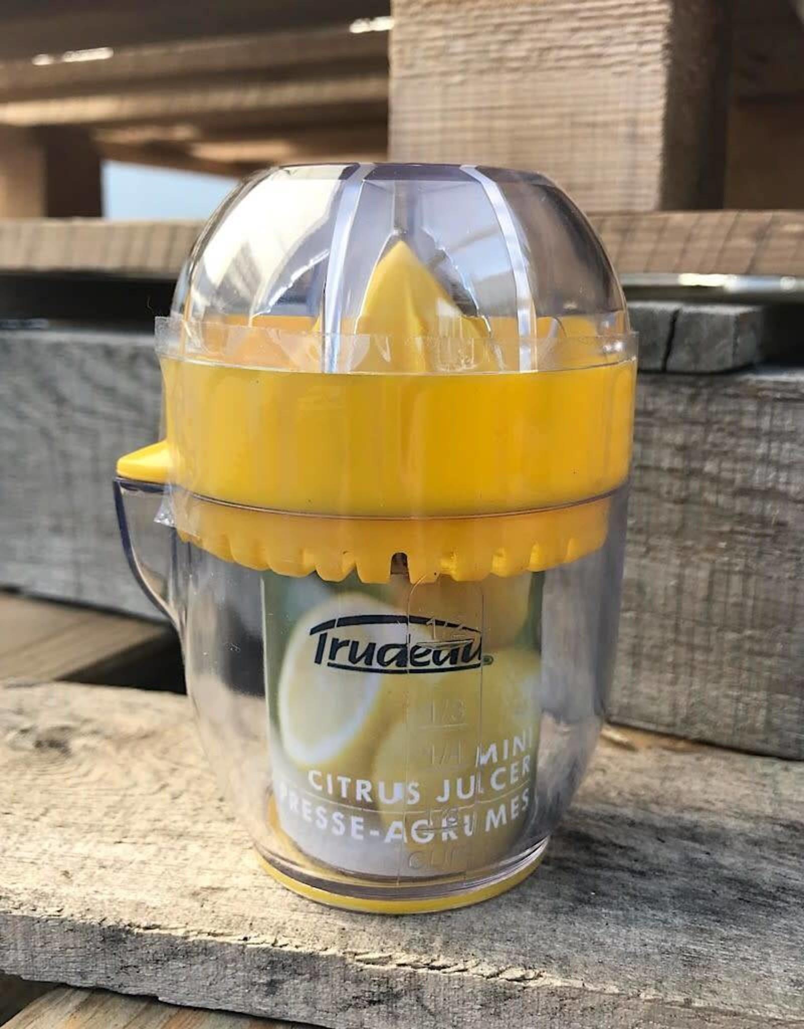 Trudeau 09911067 mini citrus juicer