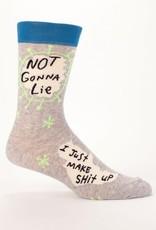 Blue Q BLUE Q Crew Socks Men