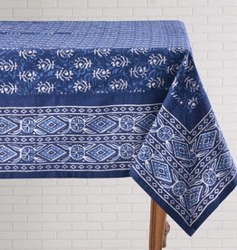 Tablecloth Tonk Indigo 60x90