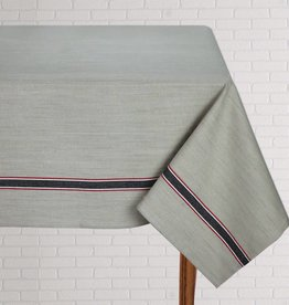 Tablecloth French Laundry Black 60x120