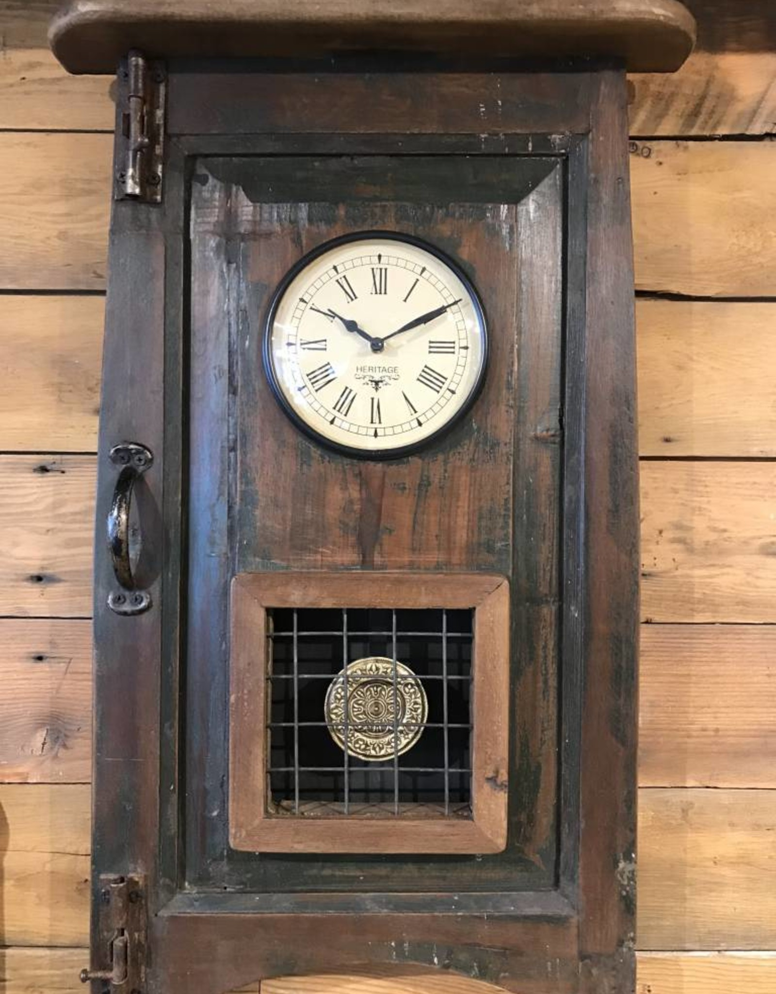 FS-1391 Recycle Old Window Clock