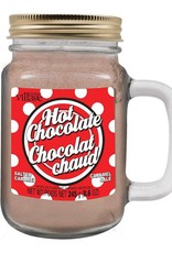 GCHOJPK Hot Chocolate Jar Polka Dot