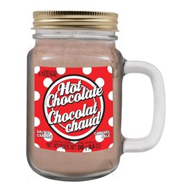 Hot Chocolate Jar Polka Dot