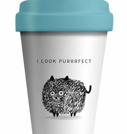 BCP272 Bamboo Cup Purrrfect