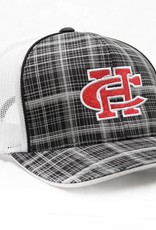 CH Cross Hatch Trucker Hat