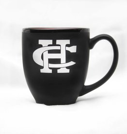 Cedar Hill Black Ceramic Coffee Mug