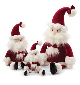 Jellycat Berry Santa - REALLY BIG
