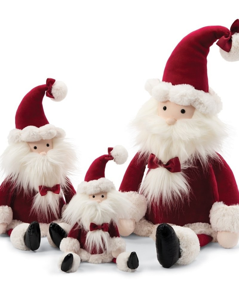Jellycat Berry Santa - REALLY BIG