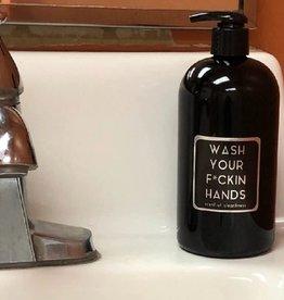 Wash Your F*CKIN Hand Soap