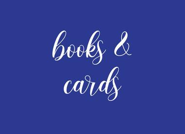Books & Cards
