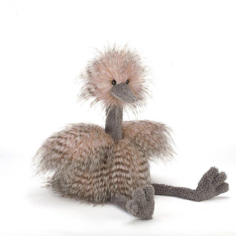 """Jellycat Jellycat Odette Ostrich - 19"""""""