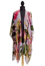 Two's Company Long Kimono - Designed by One Hundred Stars
