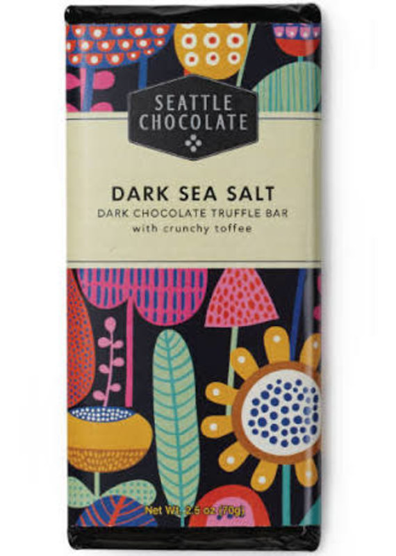 Seattle Chocolate Seattle Chocolate Bar - 2.5 oz