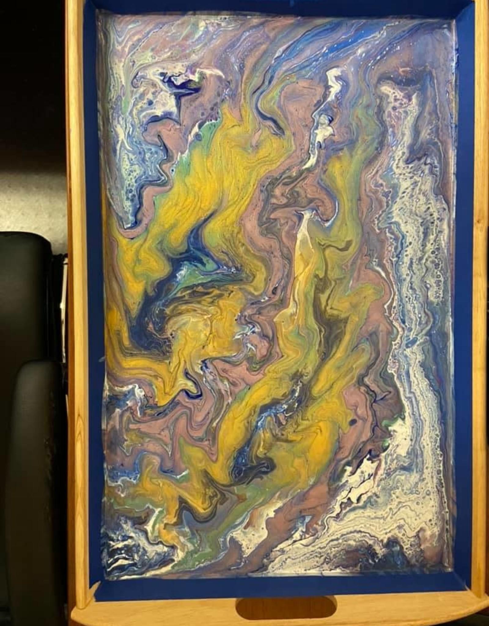 The Studio @ Linnea's Studio Session - Flow Paint Class