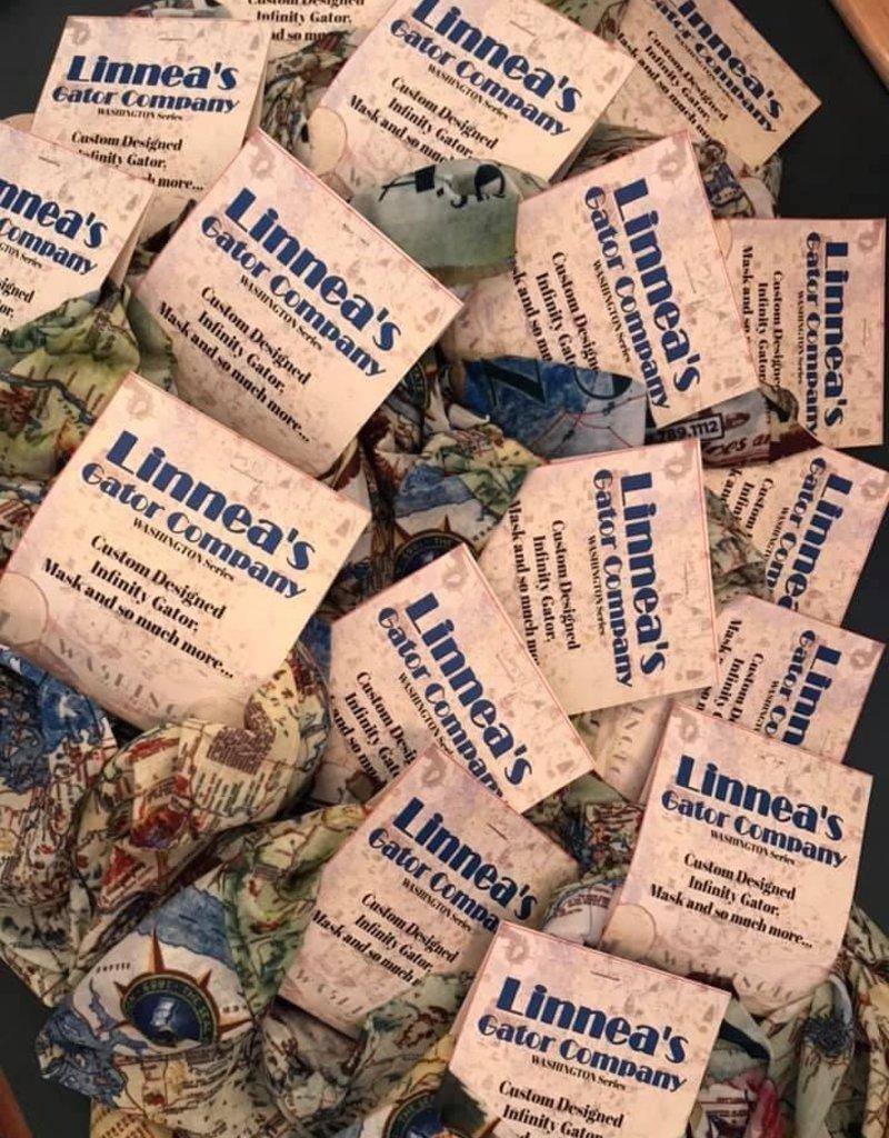 Linnea's Washington Series Neck Gaiter - Exclusive
