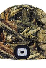 Night Scout Rechargeable LED Beanie - Sportsman's Collection