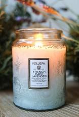 Voluspa Large Jar Candle