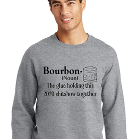 """Bourbon: The glue holding this 2020 Shit Show together"""