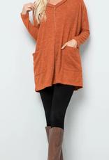 Celeste Clothing Super Soft Oversized Tunic