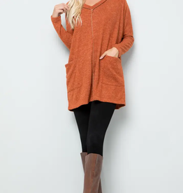 Celeste Clothing Super Soft Oversized Tunic