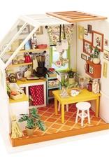 Hands Craft Happy Corner Mini House DIY Kit
