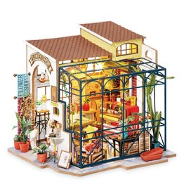 Hands Craft Happy Corner Mini House DIY Kit