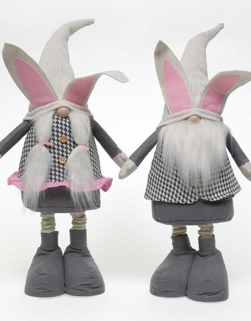 """Mr. Gnome Bunny Expandable to 38.5"""""""