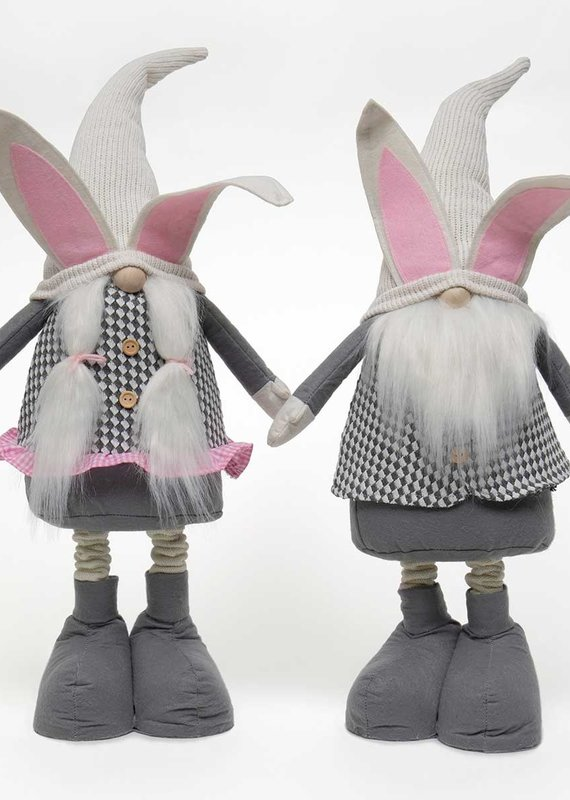 Mrs. Gnome Bunny Expandable to 38.5""