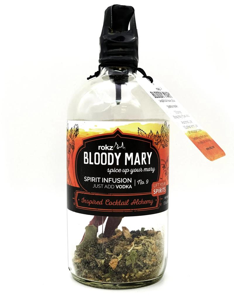Rokz Spirit Infusion Bottles