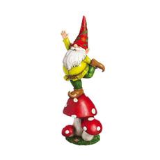 Vegetable Garden Gnome Statue