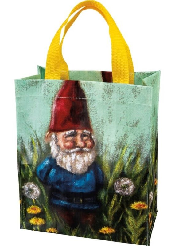 Garden Gnome Tote Bag