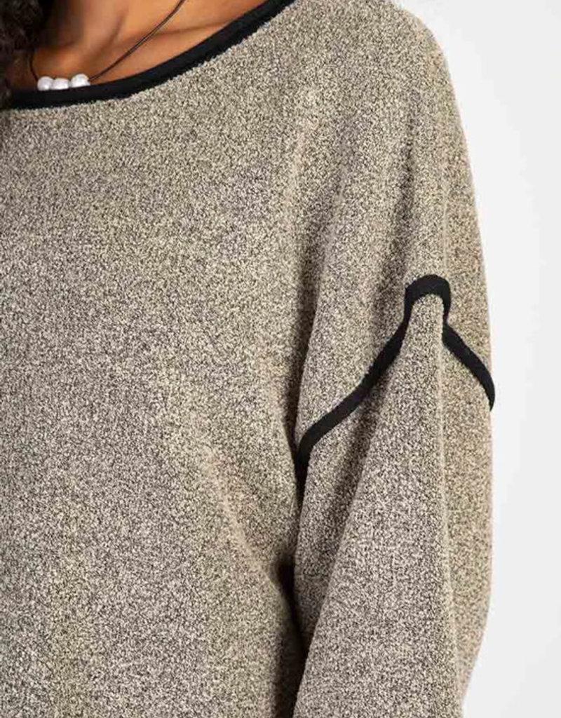 Natural Life Josie Textured Sweater
