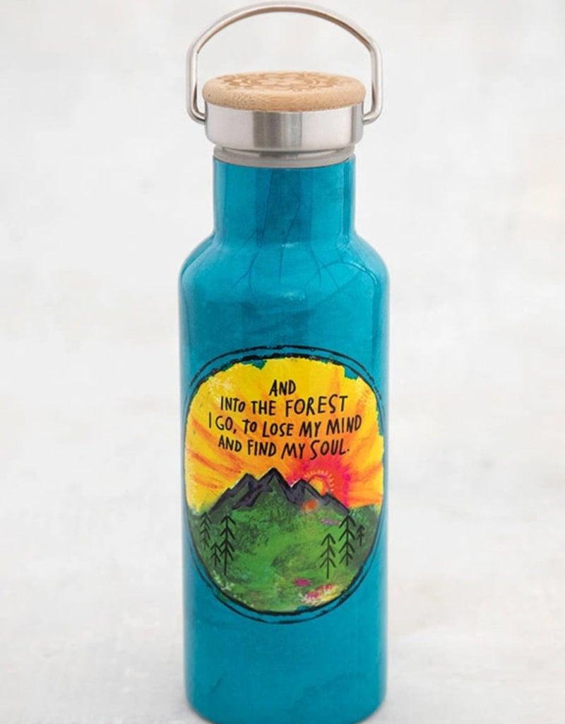 Natural Life Stainless Steel Traveler Bottle
