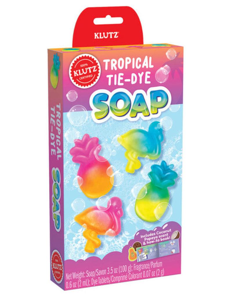 Klutz Tropical Tie-Dye Soap Kit