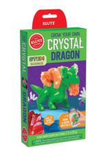 Klutz Grow Your Own Crystal Dragon - STEM SCIENCE