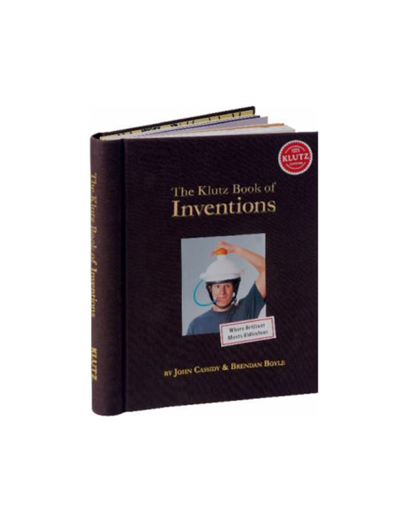 Klutz The Book of Inventions