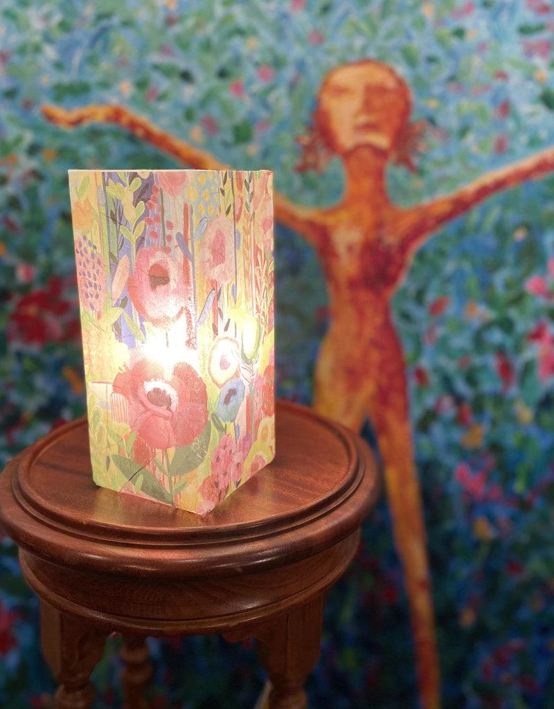 The Studio @ Linnea's Beautiful Decoupage Accent Lamp Class