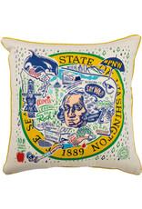 Primitives By Kathy Washington State Pillow