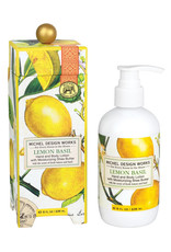 Michel Design Works Lemon Basil Lotion
