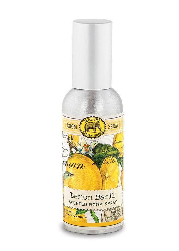 Michel Design Works Lemon Basil Room Spray