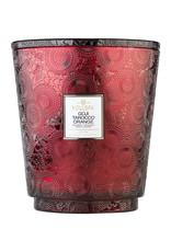 VOLUSPA Goji Tarocco Orange Candle - Assorted Sizes
