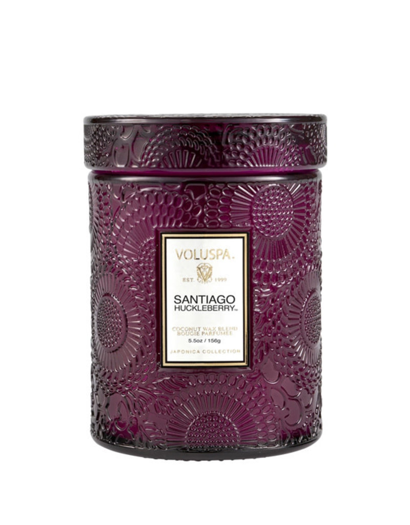 VOLUSPA Santiago Huckleberry Candle - Assorted Sizes