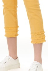 Charlie B Colored Twill Jean - Marigold