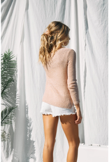 Olive Tree Low Gauge Soft Knit Sweater