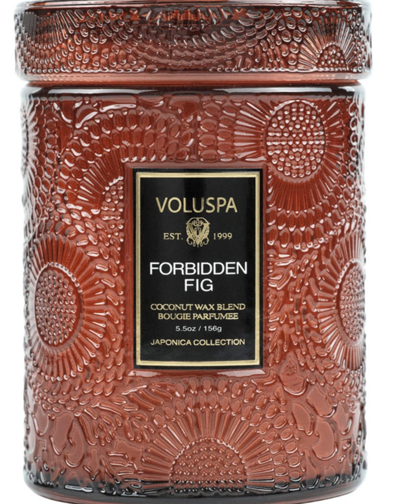 VOLUSPA Forbidden Fig Candle - Assorted Sizes