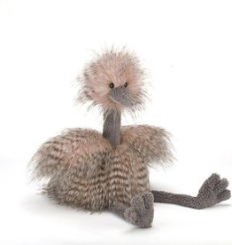 Jellycat TOP SELLER!  Odette Ostrich - 19""