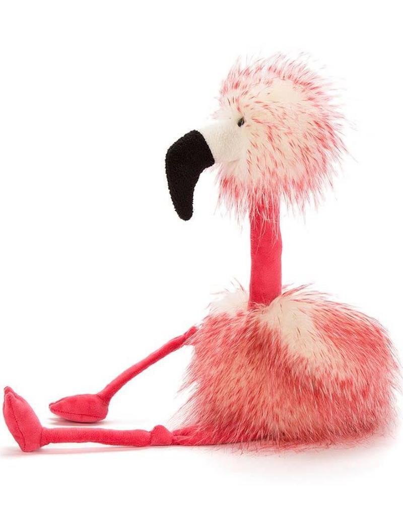 "Jellycat Flora Flamingo - 19"""